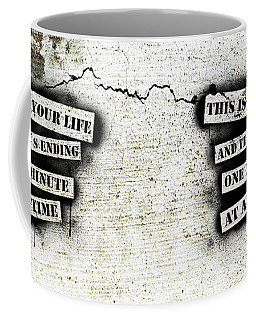 This Is Your Life - Fight Club Coffee Mug