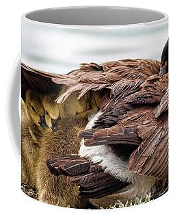 Under Mom's Wing Coffee Mug