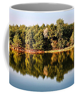 When Nature Reflects Coffee Mug