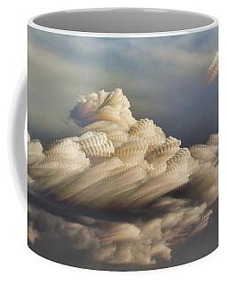 Cupcake In The Cloud Coffee Mug