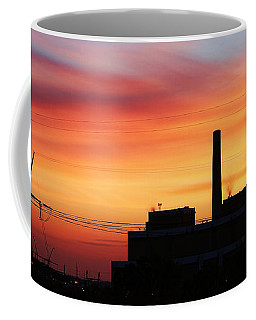 A Gentleman Sunrise Coffee Mug