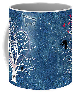 Dreamcatcher Tree Coffee Mug