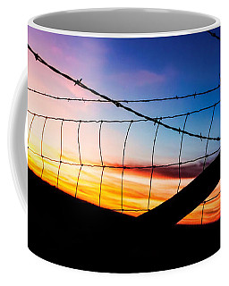 Hilltop Sunset Coffee Mug