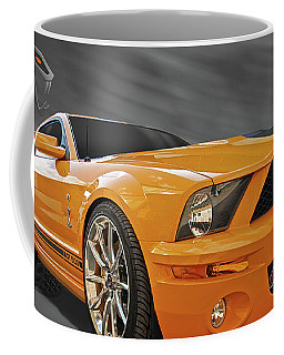 Cobra Power - Shelby Gt500 Mustang Coffee Mug
