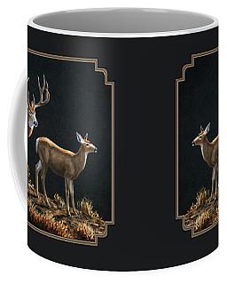 Mule Deer Ridge Coffee Mug