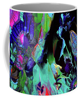 Webbed Galaxy Coffee Mug