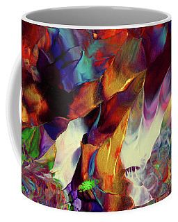 Jewel Island Coffee Mug
