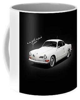 Vw Karmann Ghia Coffee Mug