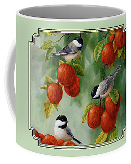 Chickadee Coffee Mugs