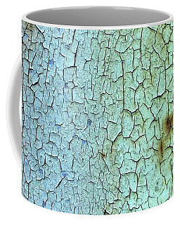 Crackled Case Coffee Mug