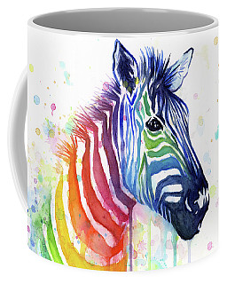 Watercolor Coffee Mugs