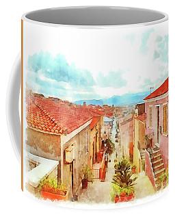 Arzachena Urban Landscape Coffee Mug