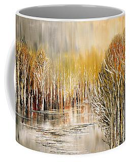 As A Dream Coffee Mug by Tatiana Iliina