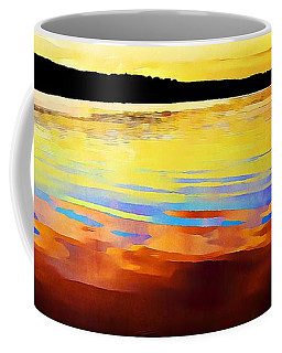 As Above So Below - Digital Paint Coffee Mug