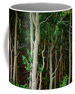 Coffee Mug featuring the photograph As Darkness Falls by James BO Insogna