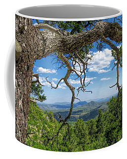 'as Far As The Eye Can See' Coffee Mug by Charles Ables