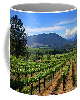 Coffee Mug featuring the photograph As Far As The Eye Can See by Skip Hunt