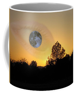 Coffee Mug featuring the photograph As I See It by Joyce Dickens