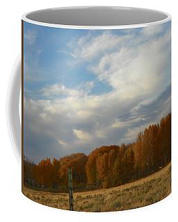 As It Is Coffee Mug by Lenore Senior