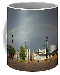 Coffee Mug featuring the photograph As Luck Would Have It by Viviana  Nadowski