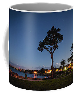 As Night Falls Coffee Mug