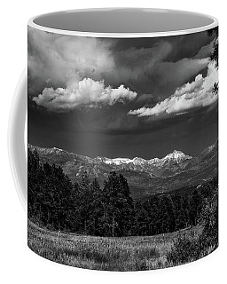 Coffee Mug featuring the photograph As Summer Begins by Jason Coward