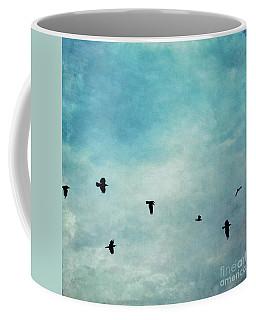 As The Ravens Fly Coffee Mug