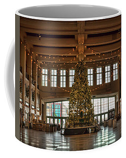 Asbury Boardwalk Christmas Tree Coffee Mug