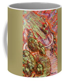 Ascending In Asturias Coffee Mug