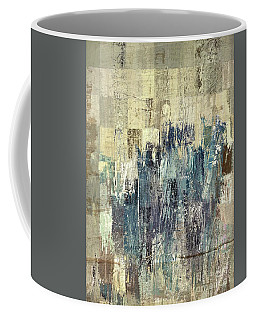 Coffee Mug featuring the painting Ascension - C03xt-159at2b by Variance Collections