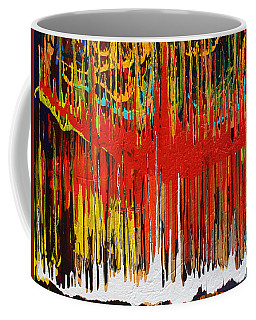 Ascension Coffee Mug by Ralph White