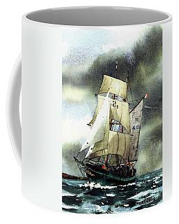 F  758  Asgard 11 Often Sailed Along The Wild Atlantic Way Coffee Mug