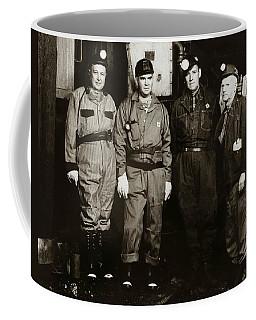 Ashley Pa  Glen Alden Coal Co  Huber Coal Breaker 1962 Coffee Mug
