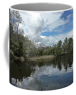 Ashley River Coffee Mug