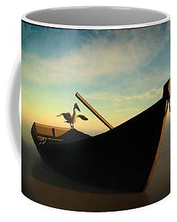 Ashore... Coffee Mug by Tim Fillingim