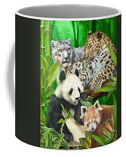 Asia Wild Coffee Mug
