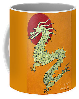 Asian Dragon Icon No. 1 Coffee Mug