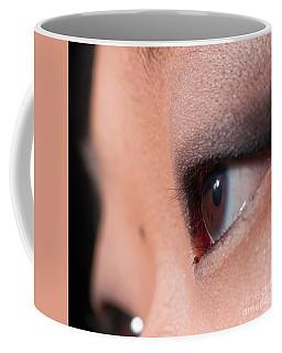 Asian Girl Eyes 1283053 Coffee Mug