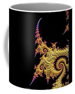 Asian Gold Coffee Mug