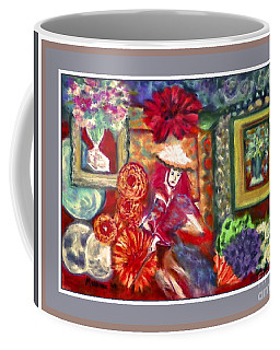 Coffee Mug featuring the photograph Asian Influences IIi by Shirley Moravec
