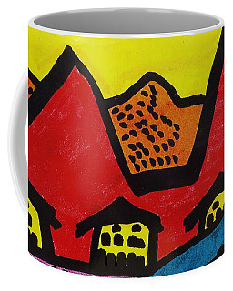 Asian Village  Coffee Mug