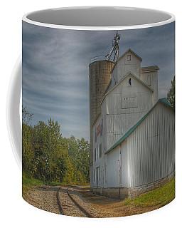 2008 - Aside The Tracks In Mayville Coffee Mug