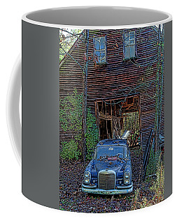 Asleep At The Wheel Coffee Mug