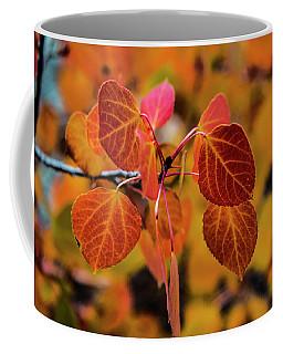 Aspen Aflame Coffee Mug