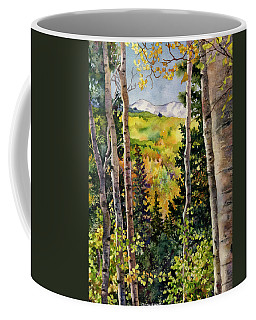 Aspen Afternoon Coffee Mug
