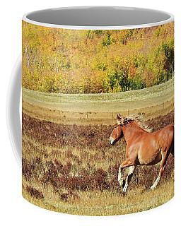 Aspen And Horsepower Coffee Mug