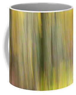 Aspen Blur #2 Coffee Mug