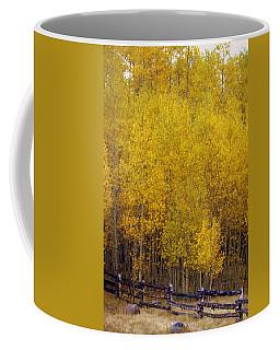 Aspen Fall 2 Coffee Mug