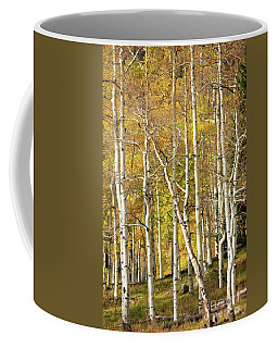Aspen Forest Coffee Mug