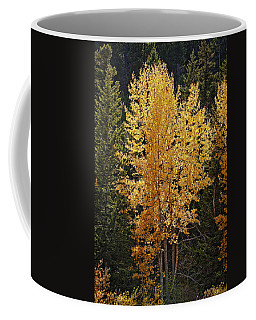 Aspen Gold Coffee Mug